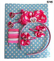 Набор бижутерии Minnie Mouse для девочки, в коробке