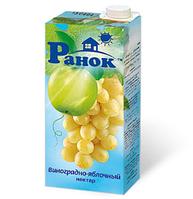 Ранок Нектар виноградно-яблочный 1л