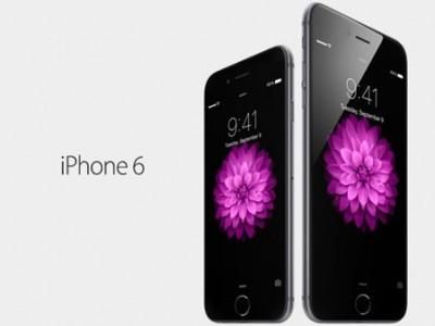 Apple iPhone 6 з 4,7-дюймовим екраном представлений офіційно