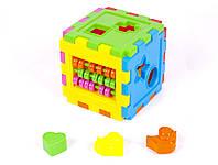 Логический куб-сортер со счетами (18шт/уп)  50-201 ZN