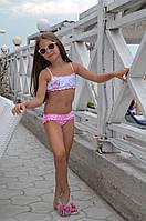 Детский раздельный купальник Della Noemi R 104 (3) Розовый