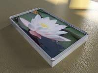 Односторонний лайтбокс для фото (клик система) (Вид угла: Закругленный; ), фото 1