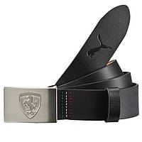 Ремень Puma Ferrari LS Leather Belt (ОРИГИНАЛ)
