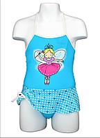 Детский купальник Keyzi Princesa G  Голубой