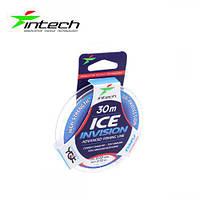 Леска зимняя Intech Invision Ice Line 30m