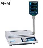Электронные весы торговые CAS AP 15 M