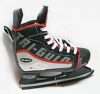 Коньки хоккейные раздв. детские Tri Gold TG-KH901R