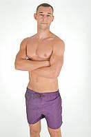 Шорты мужские удлиненные David Man D1 0950 F 48(M) Фиолетовый