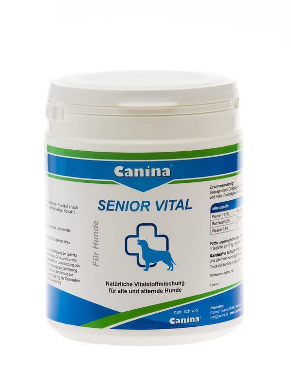 Canina Senior Vital 250 мл - витамины для собак старше 7лет (127078)