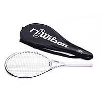Ракетка для большого тенниса Wilson  RwoerT59, FedererLite100, Exclusiv,