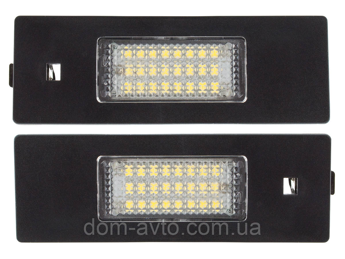 Подсветка номера LED Alfa Romeo 147 156 159 166 GT