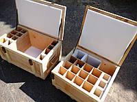 Деревянный, фанерный ящик под оборудование