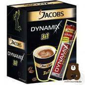 Кофе Якобс Монарх 3в1 Динамикс