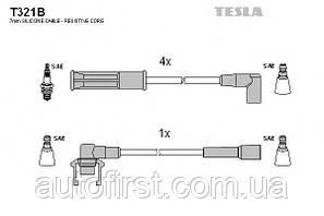 Комплект проводов зажигания Tesla T321B Renault