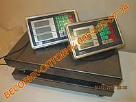 Весы Олимп TCS-102B New 2мм  сталь без стойки 300кг 500х400