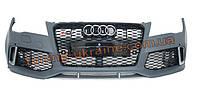 Передний бампер в стиле RS для Audi A7 2010-2014
