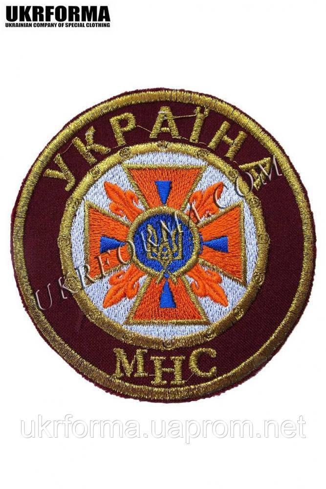 Нашивка МНС України