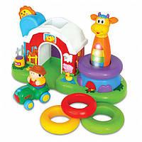 Выбираем игрушку для новорожденного.