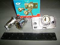 Личинка замка ВАЗ 2104 комплект в корпусе с замком багажника (пр-во Рекардо)