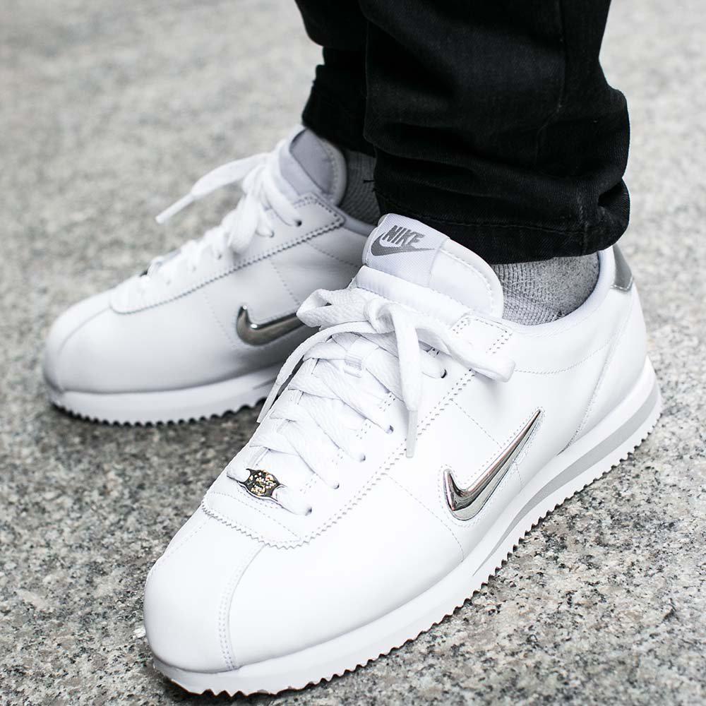 2c3468a8 Оригинальные мужские кроссовки Nike Cortez Basic Jewel - Sport-Boots -  Только оригинальные товары в