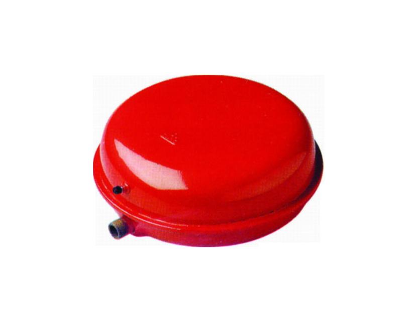 Плоский расширительный бак мембранный для отопления 8 литров