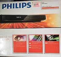 DVD проигрыватель Philips DVP2850/12 (DivX Ultra, дисковод ProReader, порт USB 2.0) Индонезия