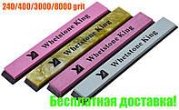 Камень точильный 6265 (240/400/3000/8000 grit)+подарок или бесплатная доставка!