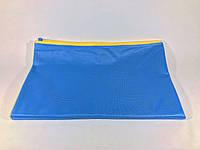 Флаг Украины (Флажная сетка) - (1м*1.5м)