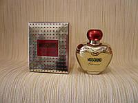 Moschino - Glamour (2008) - Парфюмированная вода 50 мл - Редкий аромат, снят с производства
