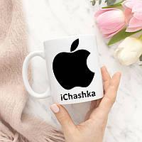 Кружка iChashka, iPhone