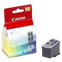 Картридж Canon CL-51 Color iP2200/6210D, MP150/170/450 275@5%