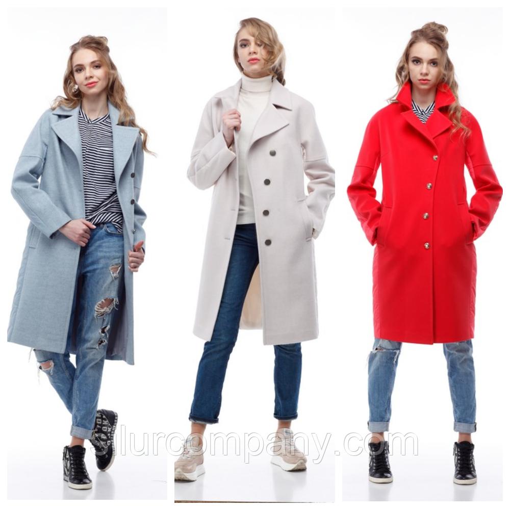 60985c2061e Стильное комбинированное пальто Монреаль