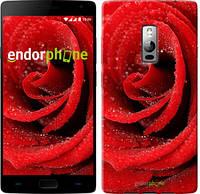 "Чехол на OnePlus 2 Красная роза ""529u-386-5114"""