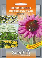 """Набор семян """"Лечебные травы """"Иммунитет 4+1"""" ТМ Семейный Сад"""
