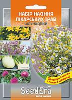 """Набор семян """"Лечебные травы """"Желудочный 4+1"""" ТМ Семейный Сад"""