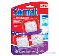 Средство по уходу за посудомоечной машиной Somat Machine Cleaner New 3 таблетки 60 г 9000100999786