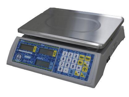 Весы торговые Вагар VP-LN (15, 30 кг)