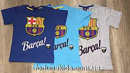 Трикотажные футболки для мальчиков Disney 110-140 p.p.