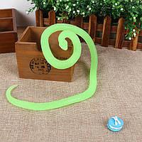 Силиконовая змея Фосфорная 65 см