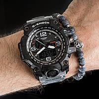 Мужские спортивные часы Casio G-Shock GWG-1000 GRAY strap