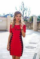 Невероятно красивое коктельное платье, отличный вариант для праздника или просто вечеринки, р.42 код 2328М