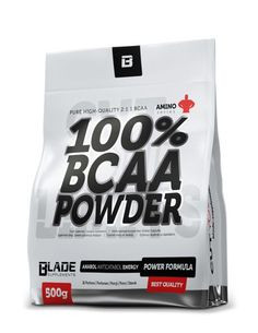 HI TEC Nutrition-Blade BCAA Powder 500 g