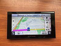 Автомобільний GPS навігатор Garmin Camper 660LMT-D + камера заднього бачення