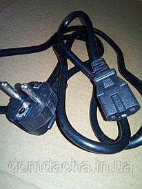 Кабель живлення ATCOM Power Cable 0,5 мм CEE 7/7 IEC C13