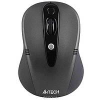 Мышь A4Tech G9-370HX-1 USB, V-Track, 800-2000 dpi, black, Wireless