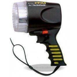 Ліхтар для дайвінгу Mini Vega батарейний Technisub (Італія)