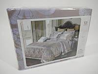 Двуспальное шелковое постельное белье