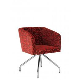 Кресло Хелоу 4S chrome новый стиль