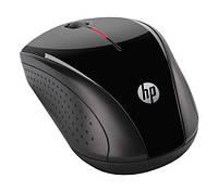 Мышь Wireless Hewlett Packard X3000 Black, Optical, 1200 dpi