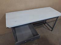 Стол производственный с выдвижным ящиком 1500х600х850, фото 1